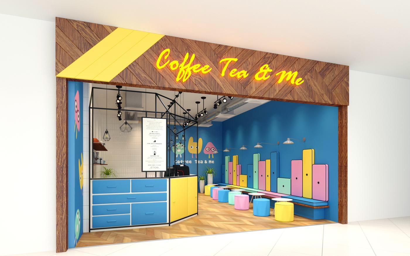 Coffee Tea & Me Express