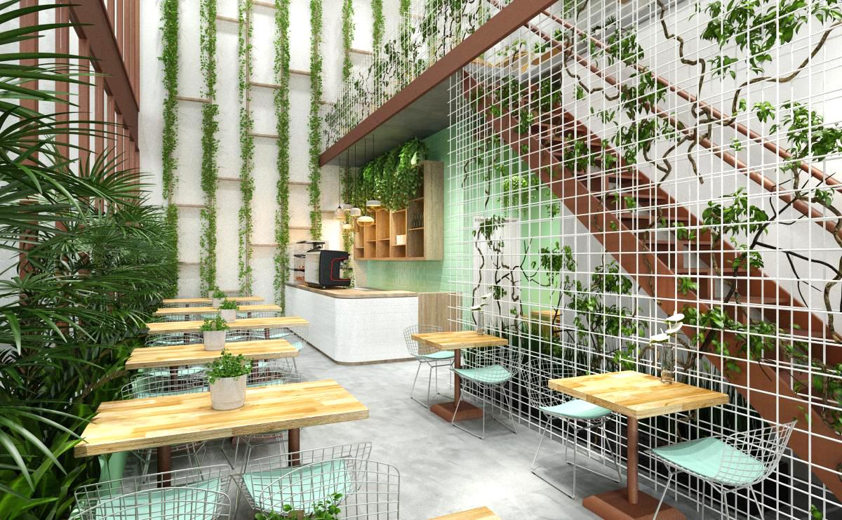 Wandelust Cafe