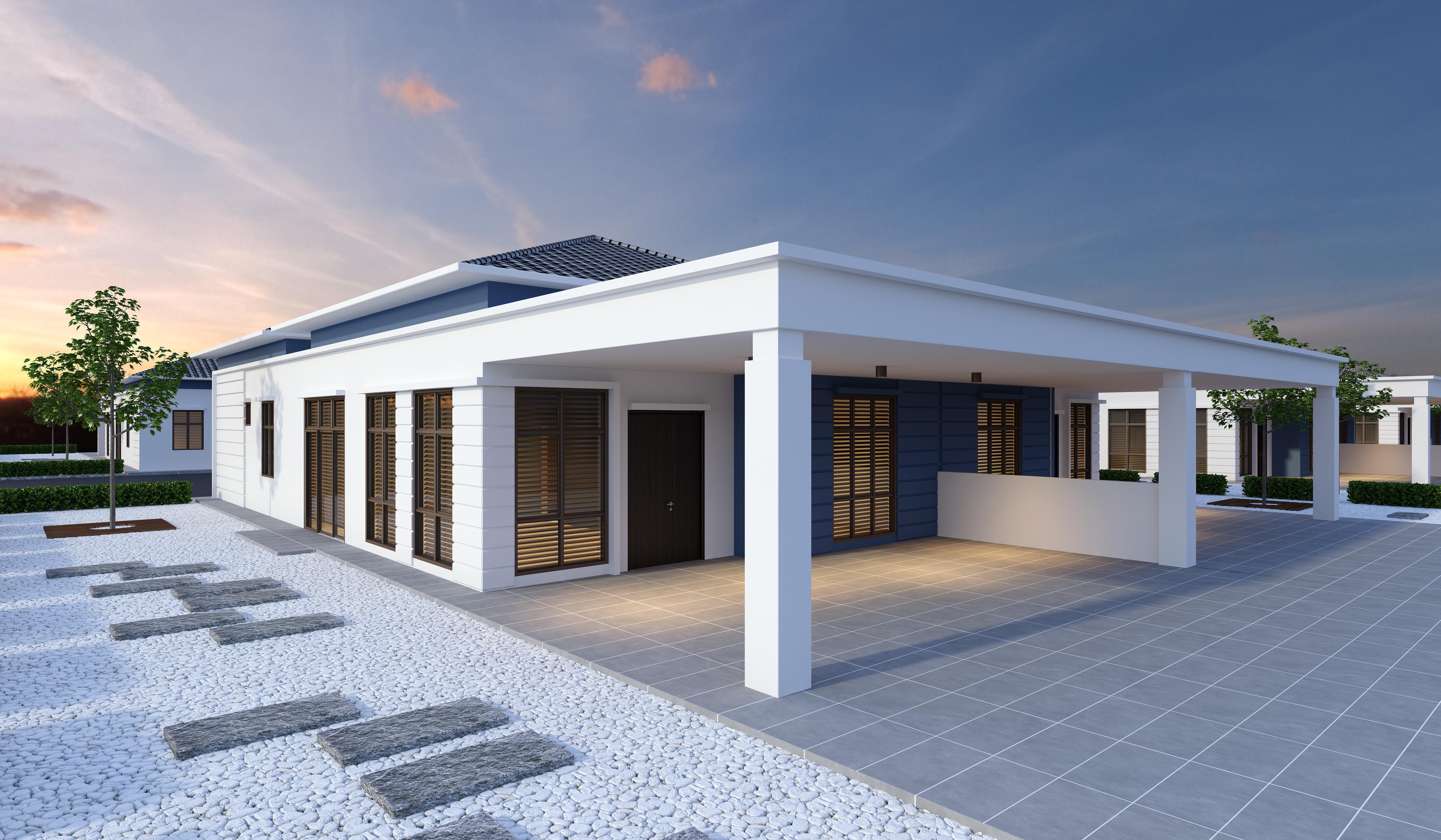 Showhouse Teras Eco