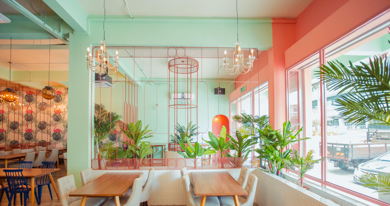 Flamingo Fusion Eatery